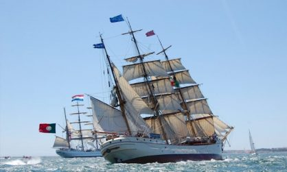 The Miramichi Festival of Tall Ships 2017 Presents The Europa