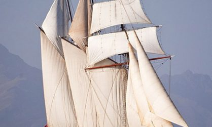 The Miramichi Festival of Tall Ships 2017 Presents The Oosterschelde