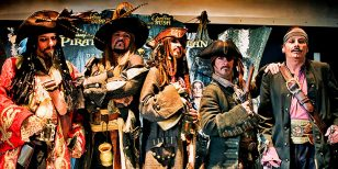 The Pirates of Halifax Set Sail for Tall Ships Festival